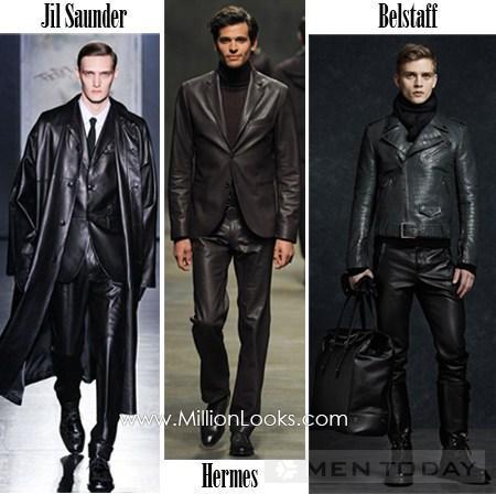 Menswear Trends For Fall/Winter 2012/2013