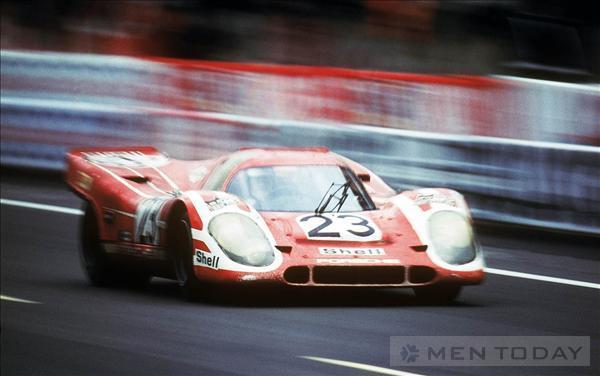 P'6612 Dashboard Le Mans 1970 Limited Edition - đồng hồ cho người yêu xe Porsche