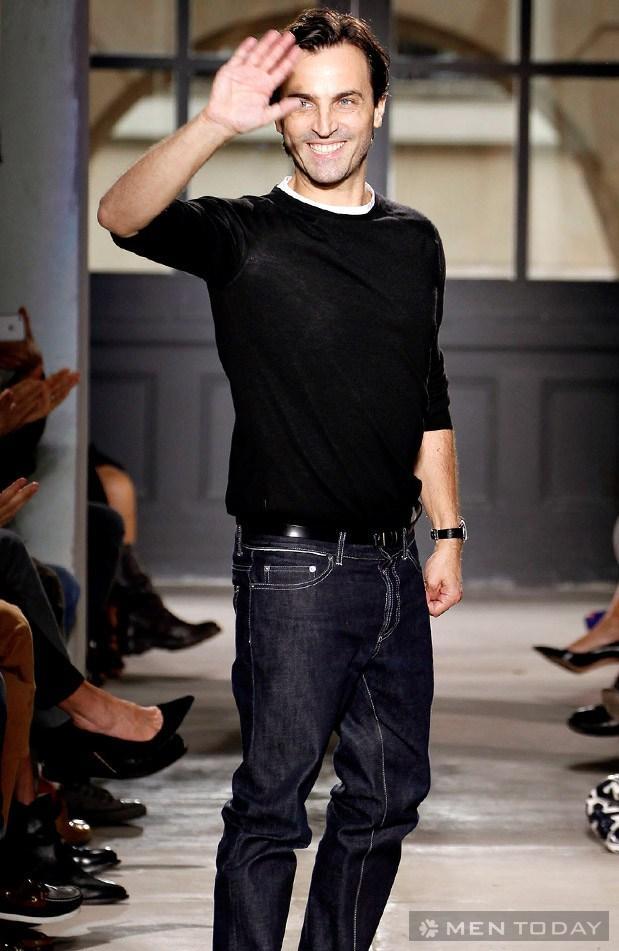 NTK Nicolas Ghesquirère, Marc Jacobs, Louis Vuitton, Giám đốc Sáng tạo