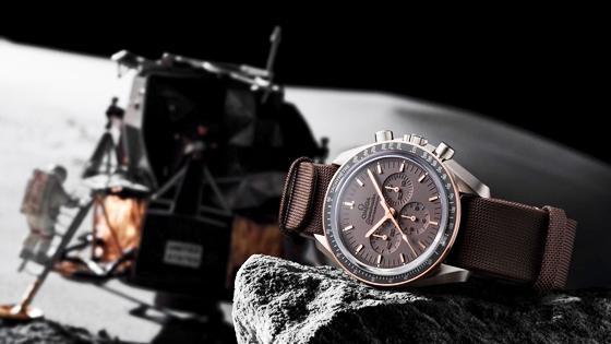 Đồng hồ Omega speedmaster professional kỷ niệm 45 năm APOLLO 11