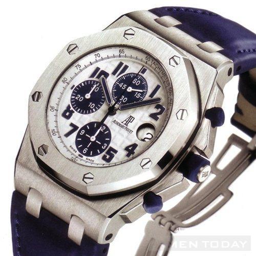 Đây cũng là một chiếc đồng hồ thuộc dòng Royal Oak Offshore