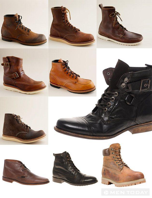 Boots dành cho nam giới