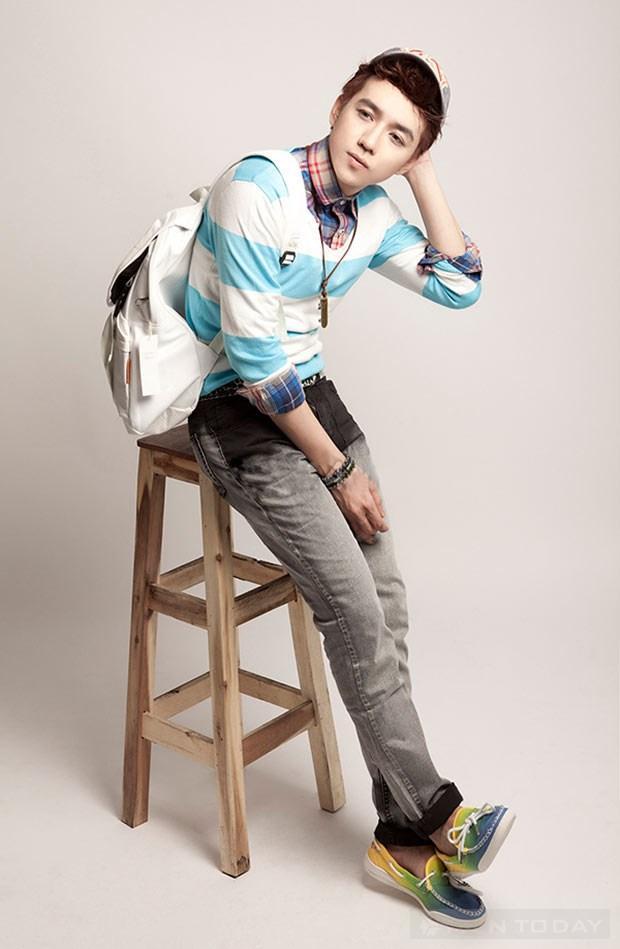 Xu hướng thời trang nam: Họa tiết cho mùa Thu