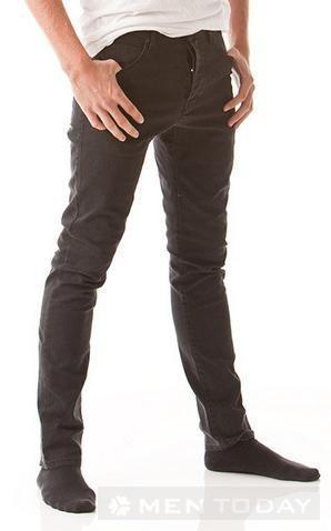 Gợi ý: Cách mặc skinny Jeans cho nam giới