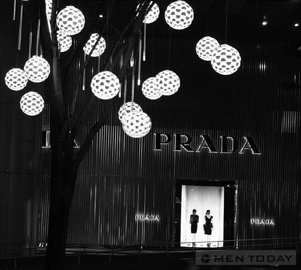 Thương hiệu thời trang: Prada
