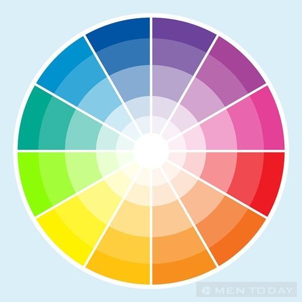 Những cách kết hợp màu sắc cơ bản