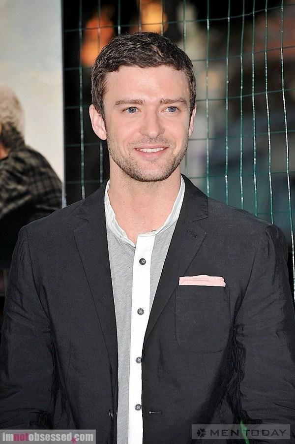 Phong cách trẻ trung của Justin Timberlake 2