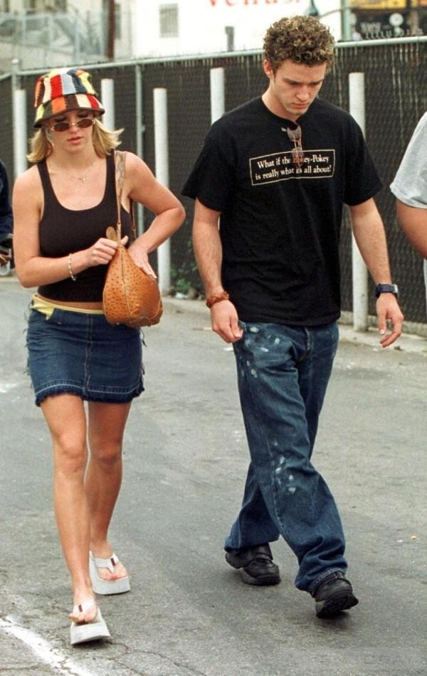Phong cách trẻ trung của Justin Timberlake 3