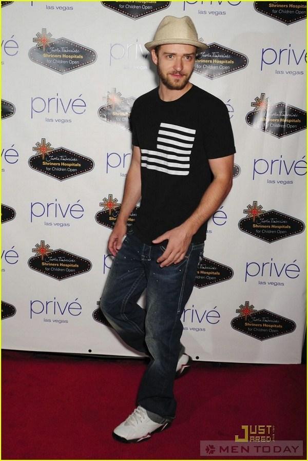 Phong cách trẻ trung của Justin Timberlake 9