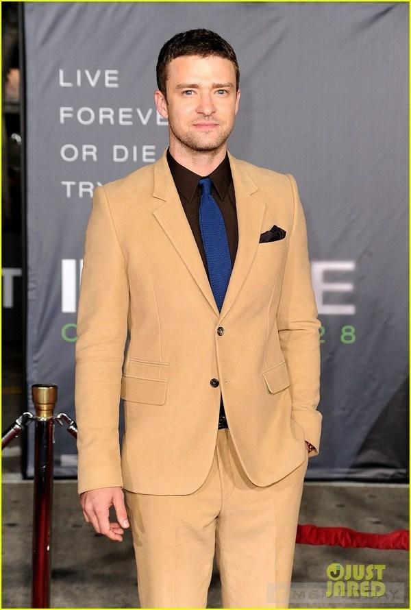 Phong cách trẻ trung của Justin Timberlake 14