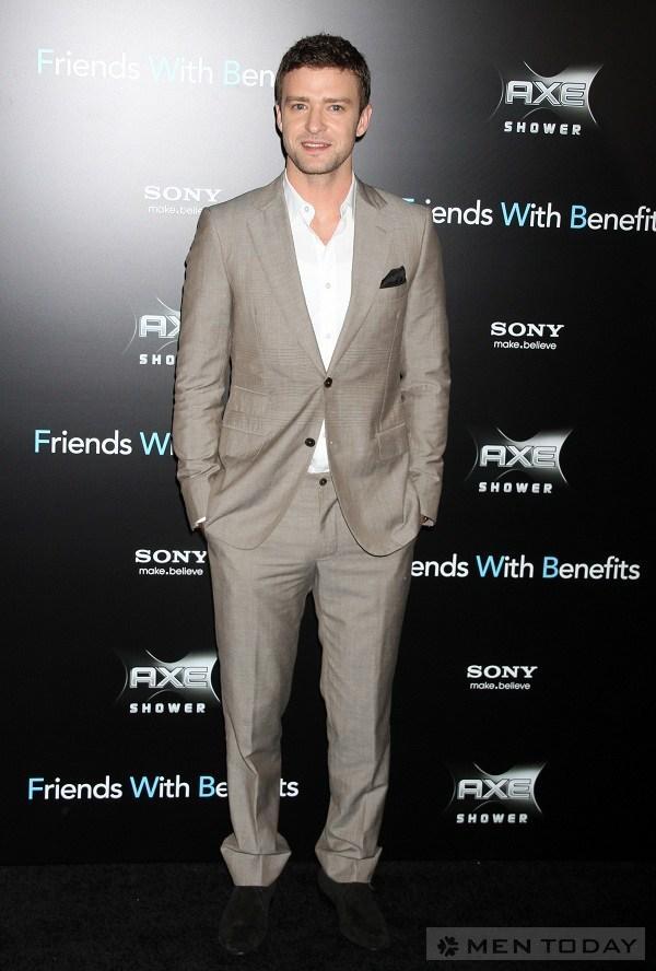 Phong cách trẻ trung của Justin Timberlake 15