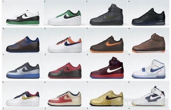 Những điều thú vị về mẫu giày kinh điển của Nike 4