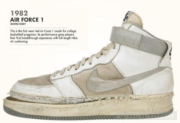Những điều thú vị về mẫu giày kinh điển của Nike 5