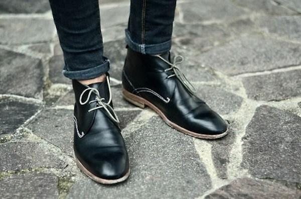 Những kiểu dress shoes lịch lãm 3