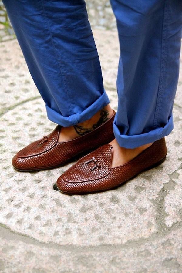 Những kiểu dress shoes lịch lãm 6