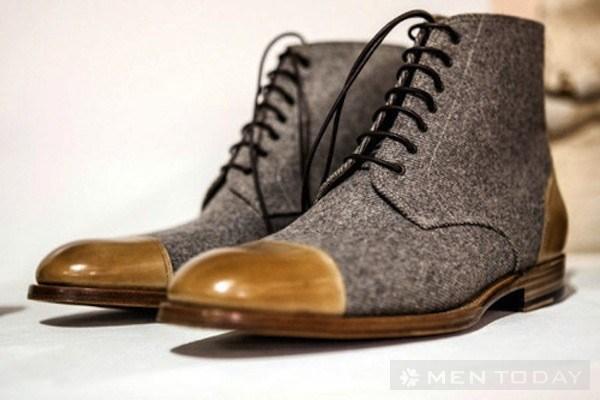 Những kiểu dress shoes lịch lãm 7
