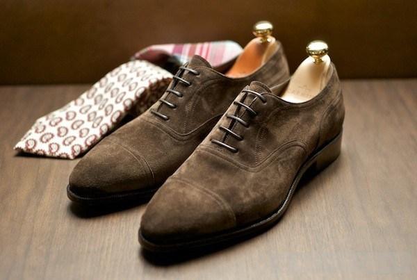 Những kiểu dress shoes lịch lãm 9