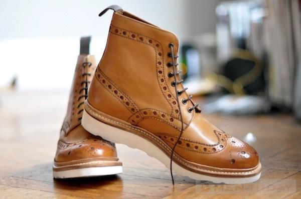 Những kiểu dress shoes lịch lãm 11