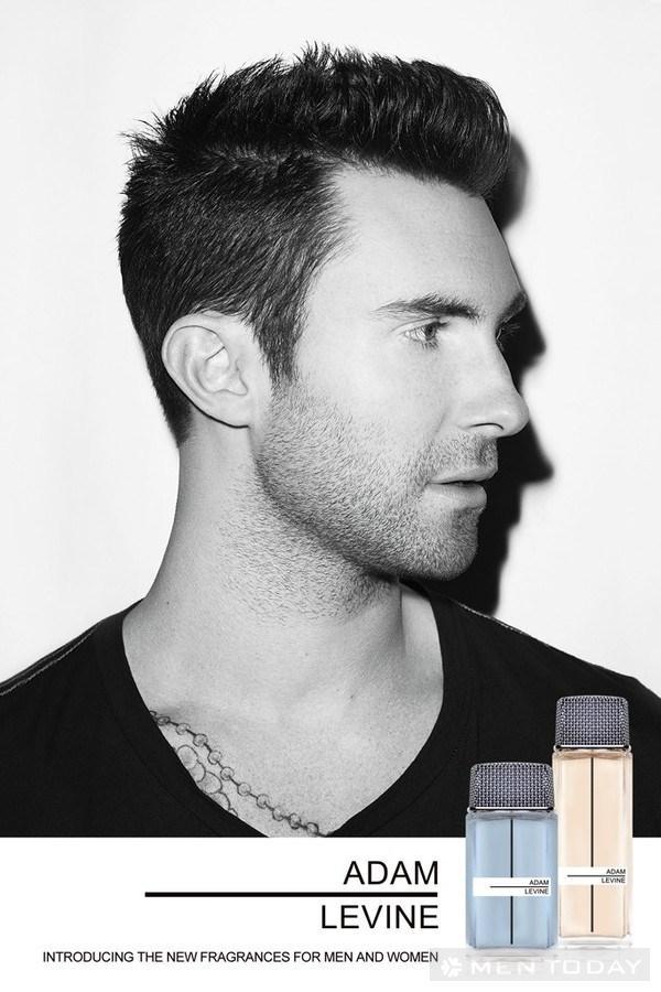 Adam Levine chính thức ra mắt dòng sản phẩm nước hoa riêng 5