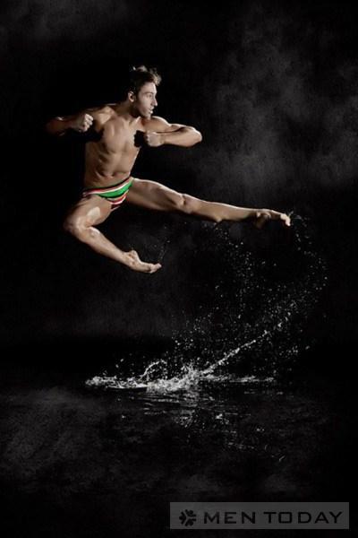 Bộ sưu tập đồ bơi Trunks Funky cho nam giới