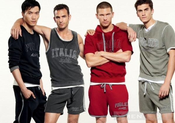 Dolce & Gabbana: BST Gym Xuân hè 2013 cho chàng yêu thể thao