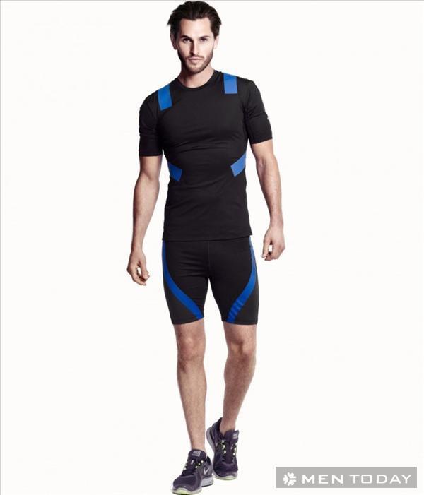 BST trang phục cho chàng yêu môn đua xe đạp từ H&M