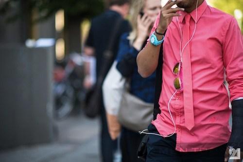 Màu sắc trang phục nói gì về bạn? 2