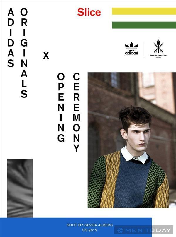 Bộ ảnh quảng cáo ấn tượng và đầy màu sắc của Adidas