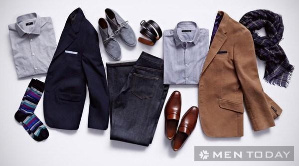 Cách cất giữ quần áo mùa Đông hợp lý 2