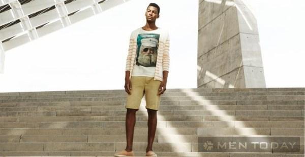 Thời trang Bershka tháng 5 dành cho các chàng. - Bershka - Thời trang nam - Thời trang trẻ