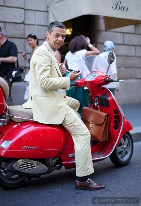 Phong cách quý ông thế giới đầu tháng 6 9