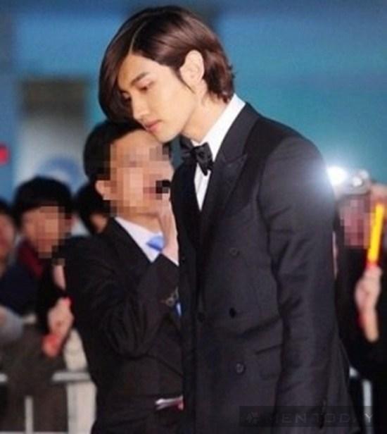 Sao nam Hàn lãng tử với kiểu tóc bob