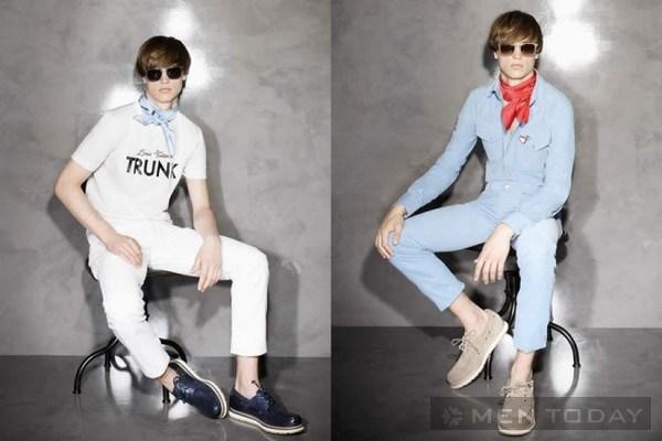 Bộ ảnh quảng cáo đậm màu điện ảnh của Dolce&Gabbana 15