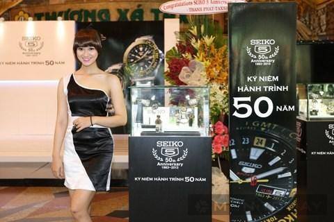 Bộ sưu tập đồng hồ Seiko 50 năm tuổi