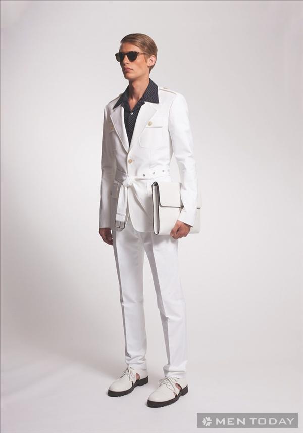 Bộ sưu tập thời trang nam xuân hè 2014 từ Michael Kors