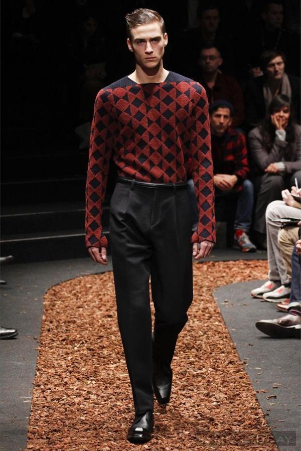 BST thời trang nam thu đông 2013 từ Z Zegna