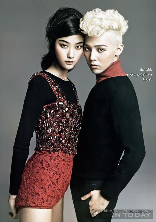 G-Dragon 'khiêu vũ' cùng 2 mỹ nhân