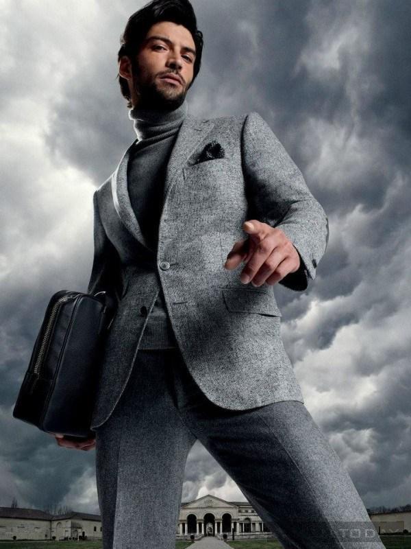 Thanh lịch cùng thời trang Corneliani Thu / Đông 2013 - Corneliani - Thời trang nam - Thời trang - Bộ sưu tập