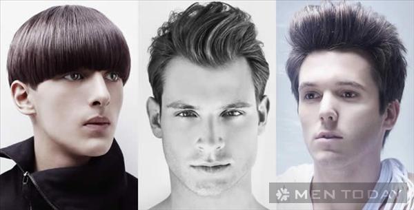 Chọn kiểu tóc nam phù hợp với gương mặt
