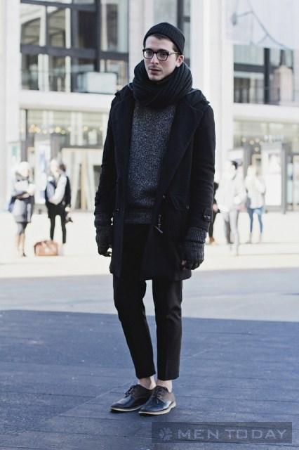 Streetstyle đa phong cách từ các quý ông trên đường phố New York