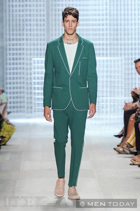 Những kiểu tóc nam đẹp tại New York Fashion Week