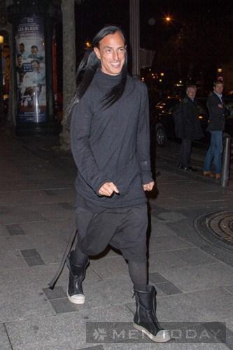 Gợi ý trang phục Halloween từ streetstyle của quý ông thế giới