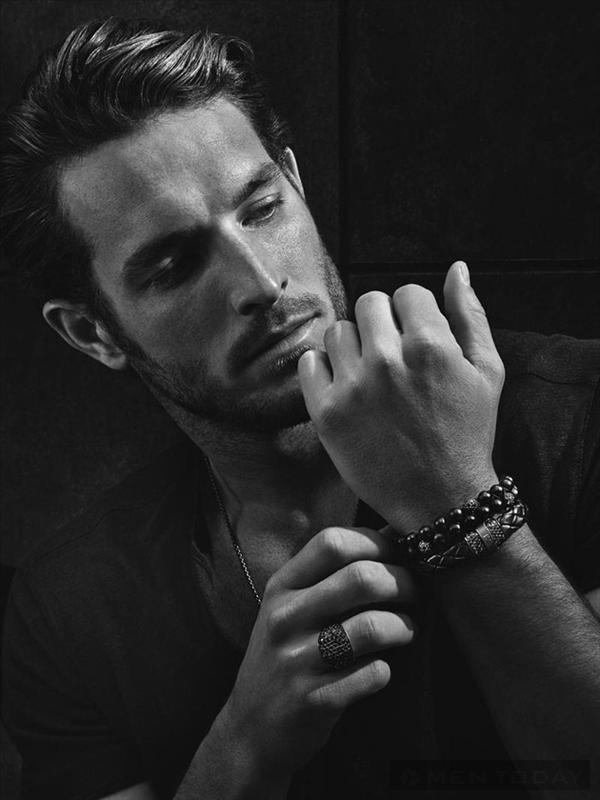Cá tính cùng phụ kiện thời trang nam của Davi Yuman