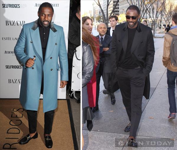 Phong cách thời trang của sao nam thế giới cuối năm 2013