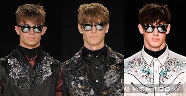 Tóc mái lãng tử: Xu hướng và cách tạo kiểu cho mùa xuân hè 2014