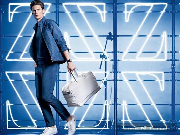 Khỏe khoắn và thời trang cùng chiến dịch xuân hè 2014 của Zegna Sport