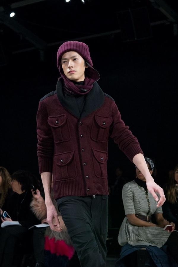 Lạnh lùng, cá tính cùng BST Thu / Đông từ Nicholas K - Nicholas K - Thời trang nam - Thời trang - Bộ sưu tập - Nhà thiết kế - Thu / Đông 2014