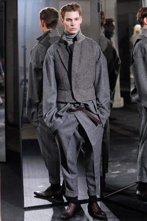 BST thời trang nam thu đông 2014 của Haider Ackermann | PFW