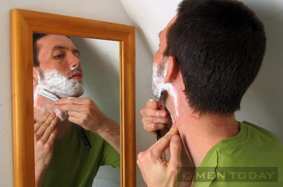 Mẹo giúp các chàng cạo râu quai nón đúng cách