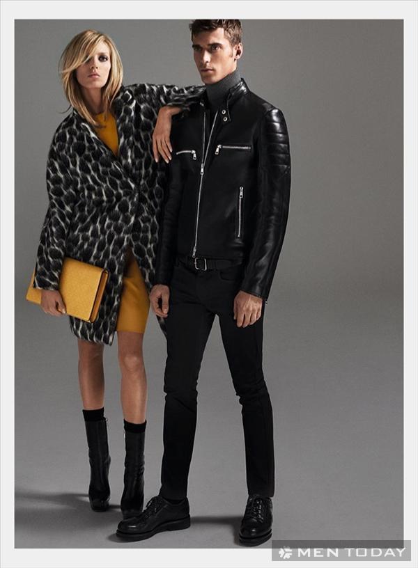 Chiến dịch thời trang nam thu đông 2014 của Gucci